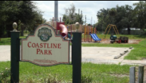 Coastline Park Dog Park in Sanford FL
