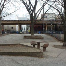 Noethling Playlot Park - Wiggly Field dog park Chicago
