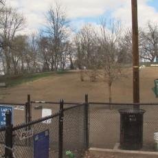 Highland Dog Park in Roanoke VA