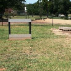 Pelham Mill Dog Park in Greer, SC