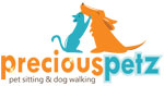 Precious Petz Pet Sitting & Dog Walking