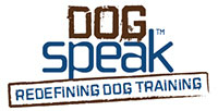 DogSpeak dog training