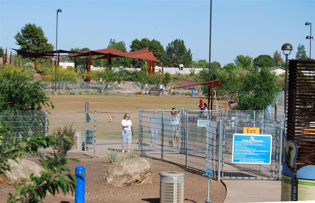 Chaparral Dog Park Scottsdale Az