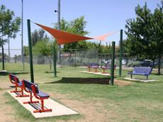 Foothills Park Glendale AZ dog park