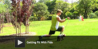 Getting Fit With Fido