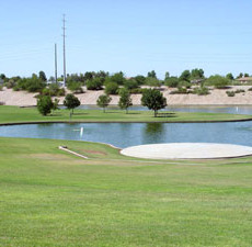 Crossroads Dog Park in Gilbert, Arizona