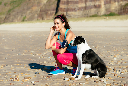 Tech to Help You and Your Dog Be More Active
