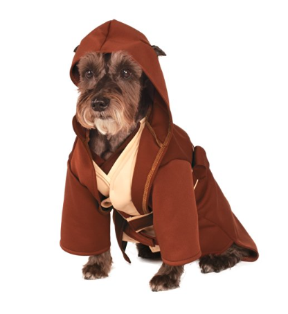 Jedi Robe for dog