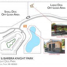 Daisy Knight Dog Park Troy, MI