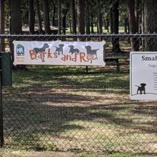 Burns Park Dog Park - Dog Park in North Little Rock, AR