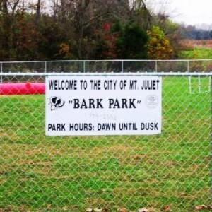 South Mt. Juliet Bark Park