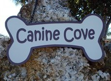Canine Cove Dog Park in Marco Island, FL