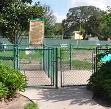 Coquina Key Dog Park