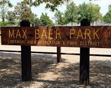 Max Baer Dog Park in Livermore CA