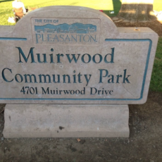 Muirwood Park Dog Park Pleasanton CA