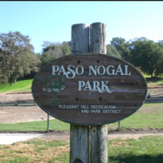 Paso Nogal Park Dog Park in Pleasant Hill, CA