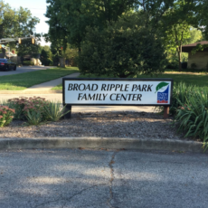 Broad Ripple Dog Park in Indianapolis