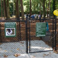 Clarkston Dog Park at Milam Park
