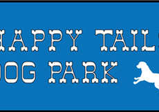 Happy Tails Dog Park in Buffalo Grove, IL