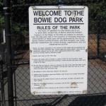 Bowie Dog Park
