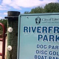Riverfront Park Dog Park