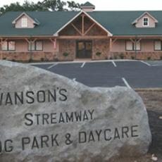 Swanson's Streamway Dog Park