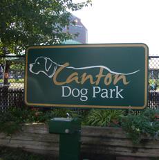 canton dog park Baltimore, MD