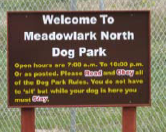 Meadowlark North Dog Park
