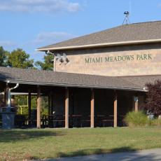 Bark Park at Miami Meadows in Miami, OH