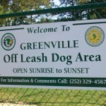 Greenville Off-Leash Dog Area