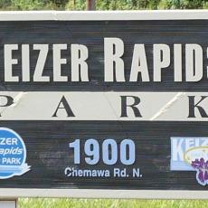 Keizer Rapids Dog Park in Keizer OR