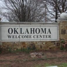 Oklahoma Welcome Center Dog Park in Colbert OK