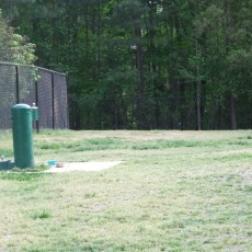 Piney Wood Dog Park in Durham NC