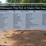 Wilmington Dog Park at Empie Park