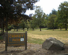 Chimney Park in Portland OR