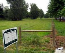 Delta Park in Portland OR
