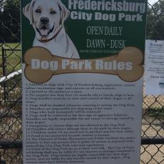 Fredericksburg Dog Park - Dog Park in Fredericksburg, Virginia