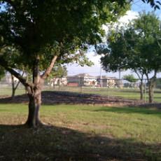Harris Ridge Leashless Dog Park in Pflugerville, TX