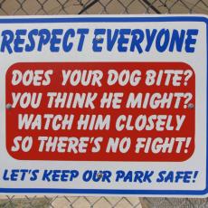 Keenum-Shelton Dog Park in Lake Worth, TX