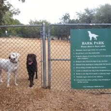 Lakeway City Dog Park in Lakeway Texas