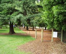 Normandale Park Dog Park