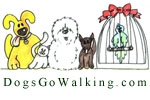 DogsGoWalking Pet Sitting