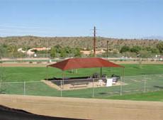 Desert Vista Park Fountain Hills AZ dog park