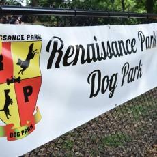 Renaissance Park Dog Park Atlanta GA