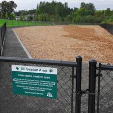 PCC Rock Creek Dog Park in Aloha OR