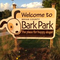 Bryan County Bark Park