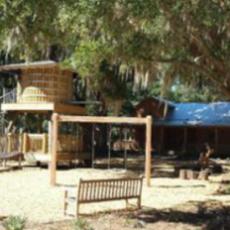 Lake Hiawatha Preserve Dog Park