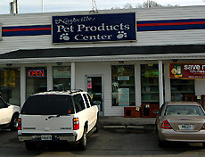 Nashville Pet Products Bellevue TN Independent Pet Stores