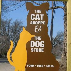 the Cat Shoppe and the Dog Store Nashville TN Independent Pet Store