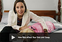How Pets Affect Your Skin and Sleep